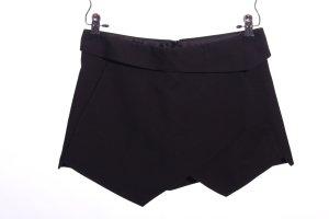 Zara Basic Jupes-culottes noir style décontracté