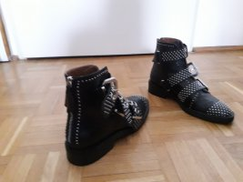 Zara Biker Boots