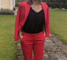 Zara Blazer Rot 38