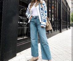 Zara Blusen jacke in M Neu mit Stickereien ❤️