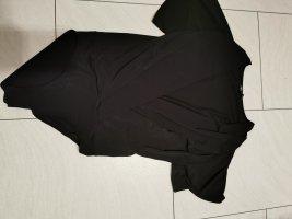 Zara Blusa tipo body negro