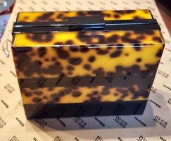 Zara Boxbag in Leoparden Muster