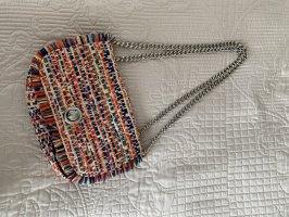 Zara bunte Fransen Tasche