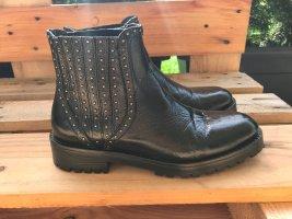 Zara chelsea boots Gr. 39 Leder