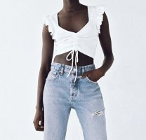 Zara crop top NEU