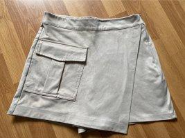 Zara Jeans taille haute crème