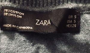 Zara Feinstrick Jacke Original
