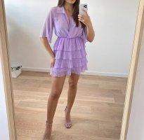 Zara Flieder Kleid M