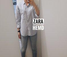Zara gestreiftes Hemd