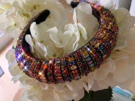 Zara Haarreif Strass Multicolor