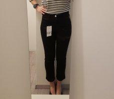 Zara High Rise Slim Jeans Neu