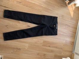 Zara Trafaluc Low-Rise Trousers black