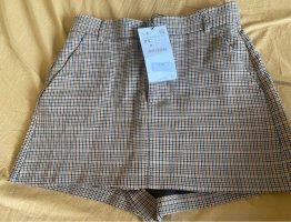 Zara Spódnico-spodnie Wielokolorowy