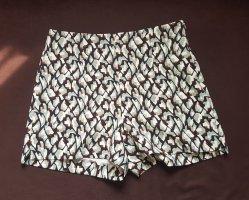 ZARA Hotpants Shorts Retromuster Gr. S