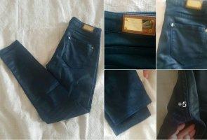 Zara Jeans Wax Look Gr. 34