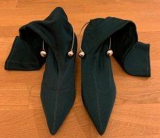 "Zara ""Knife"" Stiefelette Sock Boots spitz"