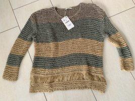 Zara Knit Pullover Neu