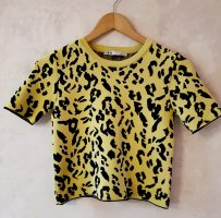 Zara Leopard Pulli  S