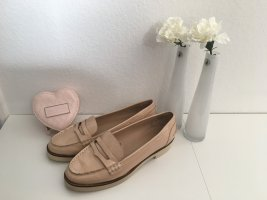 ZARA Loafer in beige