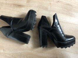 Zara Profil Schuhe