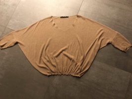 Zara V-Neck Sweater beige