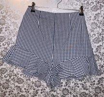 ZARA quartierte Shorts