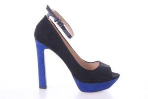 Zara Riemchen High Heels