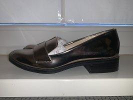 Zara Schuhe Gold