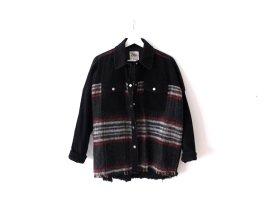 Zara Shirt Jacket multicolored
