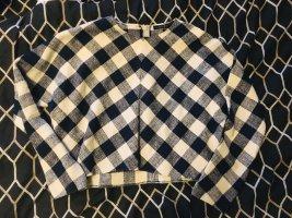 Zara Shirt Cropshirt Cropped Karo Kariert