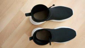 Trf by Zara Slip-on Sneakers black