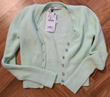 Zara Soft Feel Flauschiger Strick Cardigan