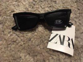 Zara Gafas de sol cuadradas negro