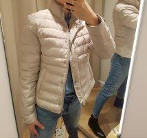 Zara Quilted Jacket cream
