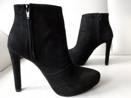 Zara Stieflette aus  | schwarz | Gr. 39