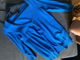Zara Strickjacke royal blau