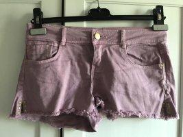 Zara Trafaluc Hot Pants mit Nieten