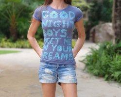 zara trf Statement shirt T-shirt fashionista girly shirt