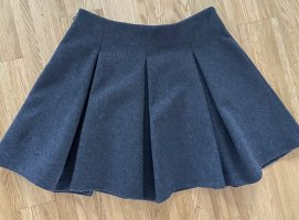 Zara Circle Skirt grey