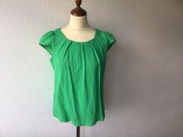 ZARA  Woman Bluse/Shirt in grün, Gr. S, wie neu