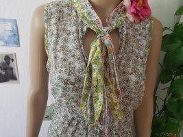 Avoca Tunic Dress multicolored cotton