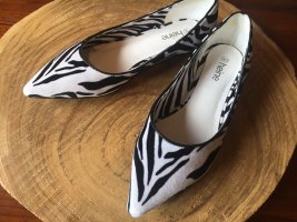 Zebra Ballerinas