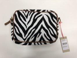 Zebra Unhängetasche