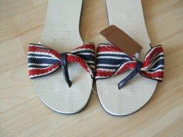 Havaianas Flip-Flop Sandals oatmeal