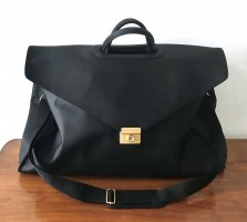 abro Weekender Bag black nylon