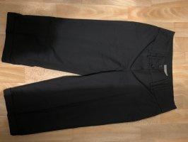Zero Pantalon 3/4 bleu foncé