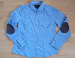 Zero Hemdbluse blau