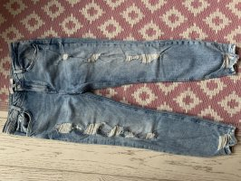 Zerrissene Ripped Jeans