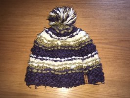 Ziener Knitted Hat multicolored