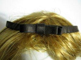 Bandeau cheveux brun